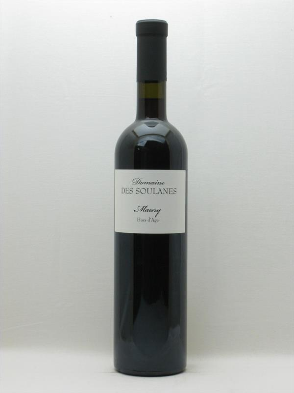 Soulanes Vin Doux Naturel Hors d Age Solera Maury Image 1