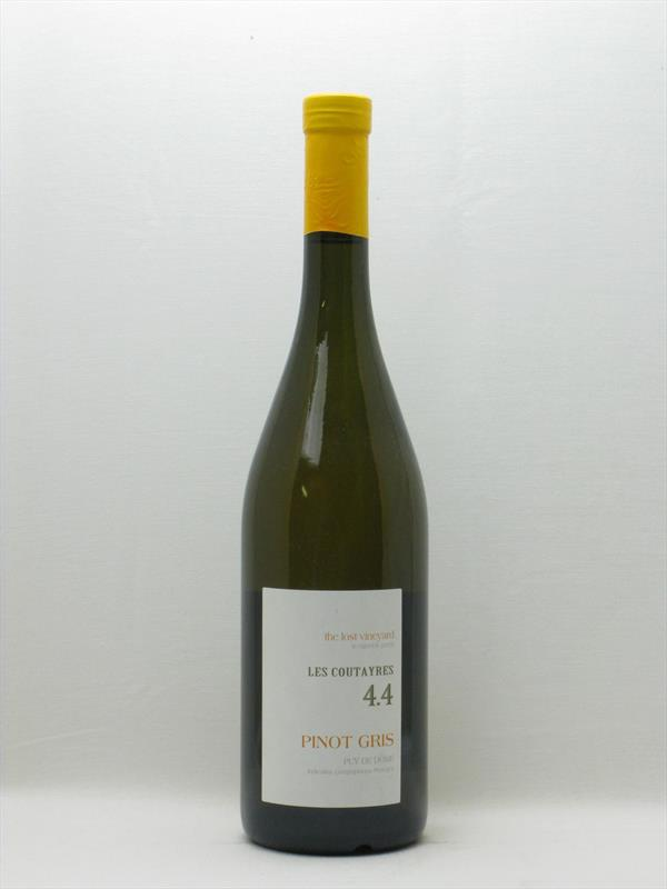 St Verny Pinot Gris Les Coutayres 2018 Auvergne Image 1
