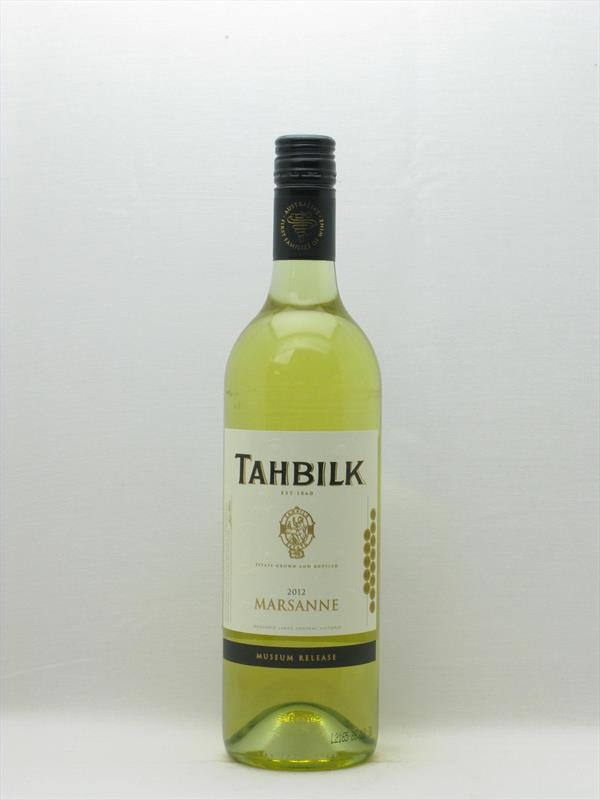Tahbilk Museum Release Marsanne 2012 Victoria Image 1