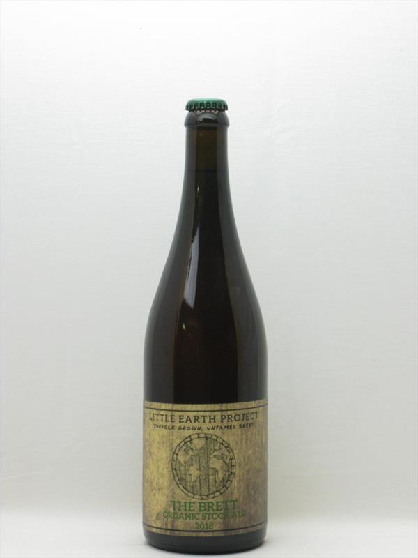 Little Earth Project: The Brett Organic Stock Ale Suffolk Image 1