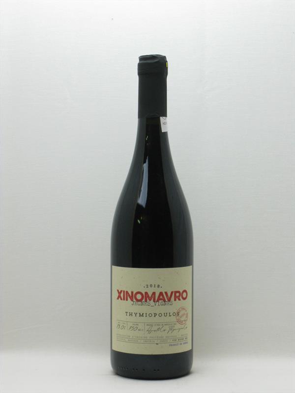 Thymiopoulos Jeunes Vignes Xinomavro 2018/2019 Naoussa Image 1
