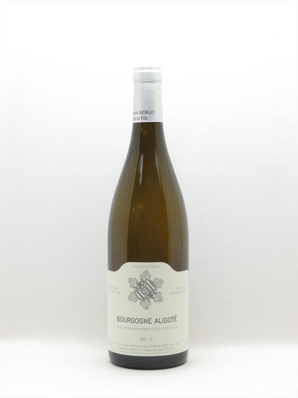 Bzikot Bourgogne Aligote 2017 Burgundy Image 1