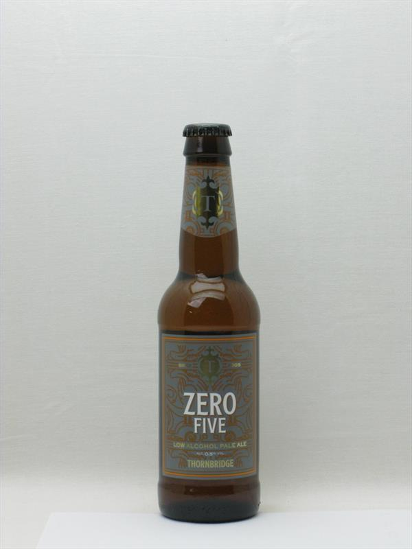 Thornbridge Zero Five 0.5% Pale Bakewell Image 1