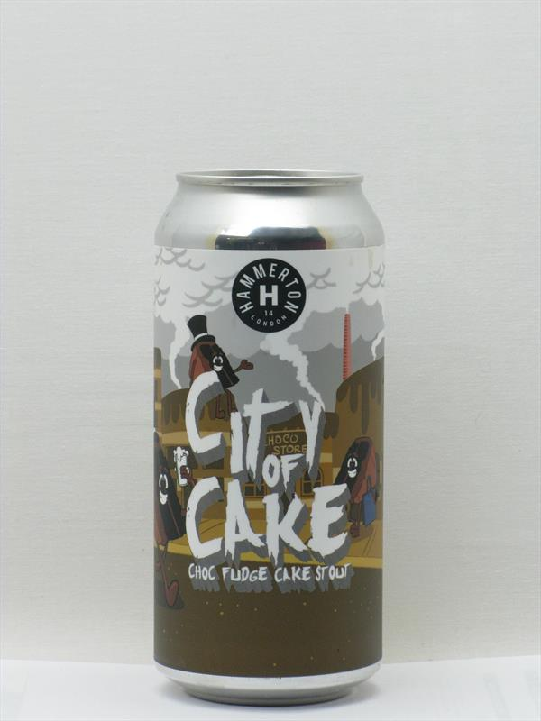 Hammerton City of Cake Choc Fudge Cake Stout Islington Image 1