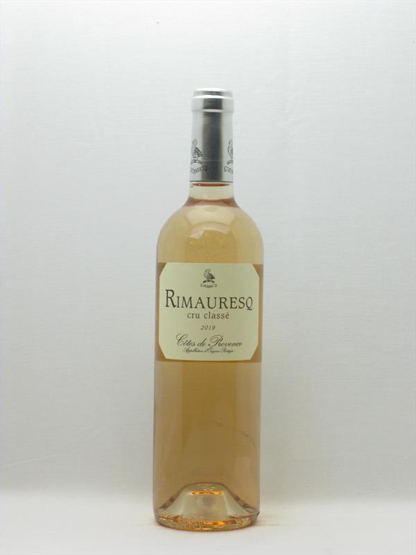 Rimauresq Cru Classe Rose 2019 Provence Image 1