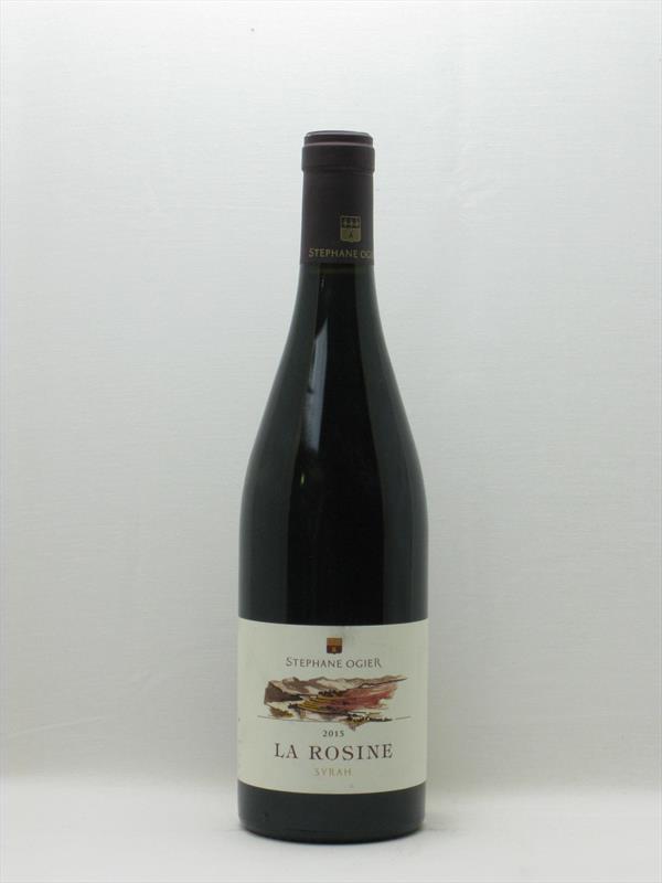 Ogier La Rosine 2015 Rhone Image 1