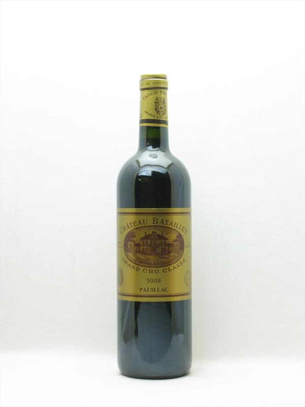 Chateau Batailley 2008 Pauillac Image 1
