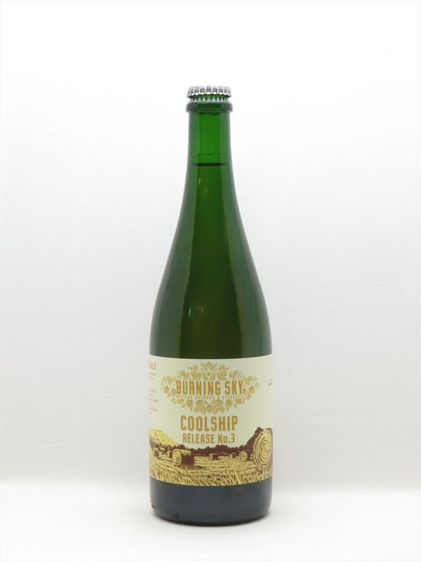 Burning Sky Coolship Release No 3 750ml Image 1