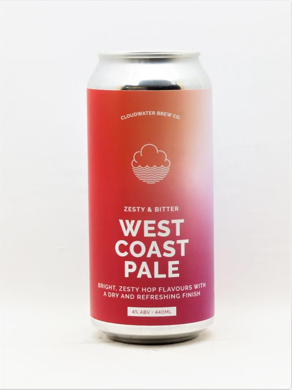 Cloudwater West Coast Pale Ale Mancheste Image 1