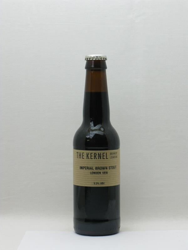 The Kernel Imperial Brown Stout 330ml Image 1