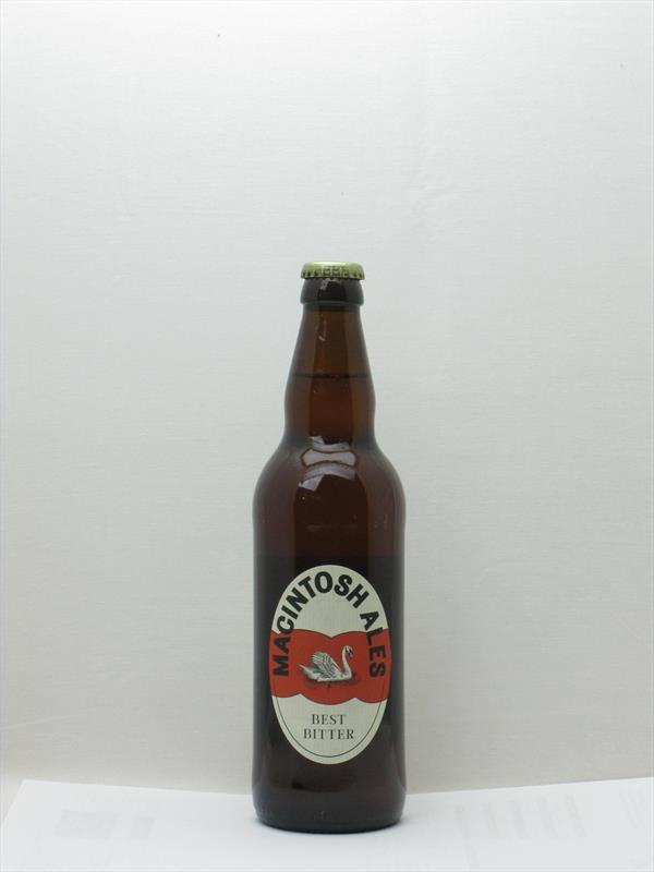 Macintosh Ales Best Bitter London 500ml Image 1