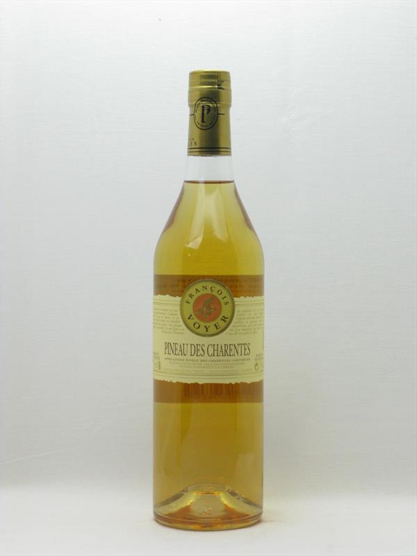 Voyer Pineau de Charentes Blanc 17% France Image 1