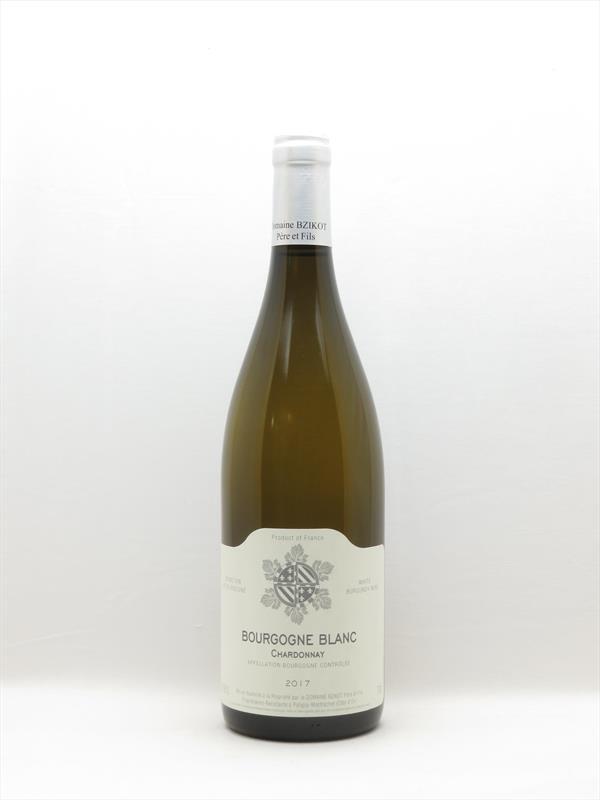 Bzikot Bourgogne Blanc 2017 Burgundy Image 1