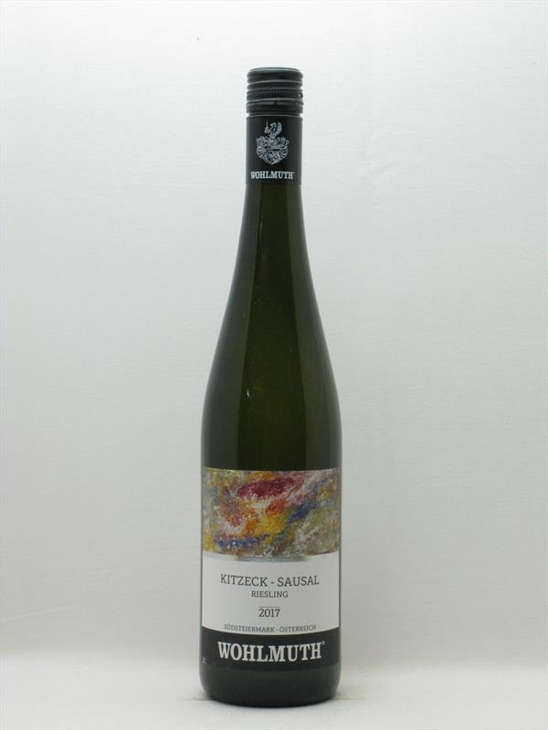 Wohlmuth Kitzeck Sausal Riesling 2019 Styria Image 1