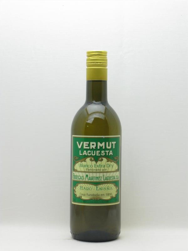Lacuesta Dry Vermouth Rioja Spain Image 1