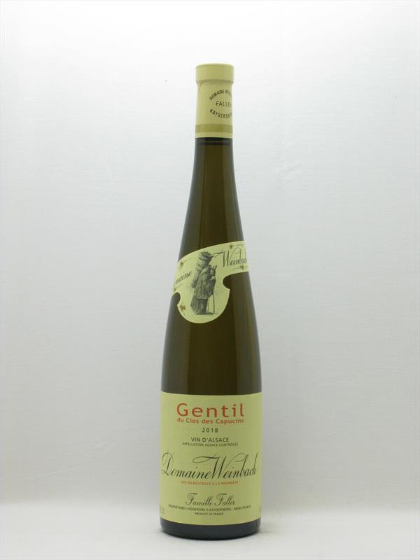 Weinbach Gentil 2019 Alsace Image 1