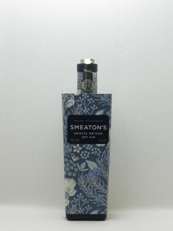 Smeatons Bristol Dry Gin 45% UK Image 1