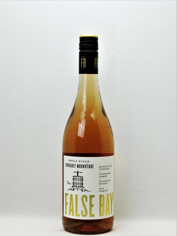 False Bay Cinsault Rose 2019 Western Cape Image 1