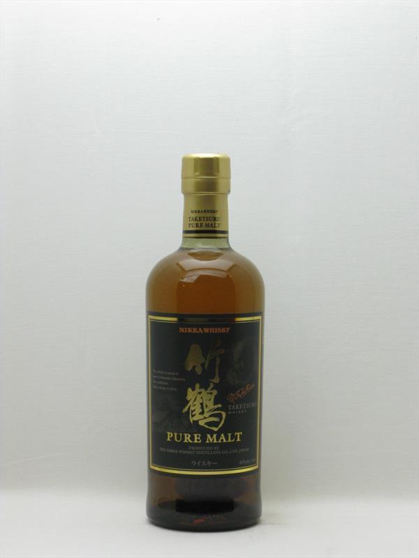 Nikka Taketsuru Malt 2014 Release/Black Label 43% Japan Image 1