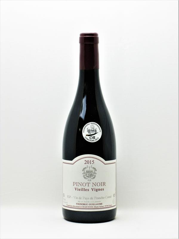 Guillaume Pinot Noir Vieilles Vignes 2015 Franche Comte Image 1