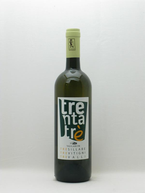 Vallarom Trente Tre 2018 Trentino Image 1