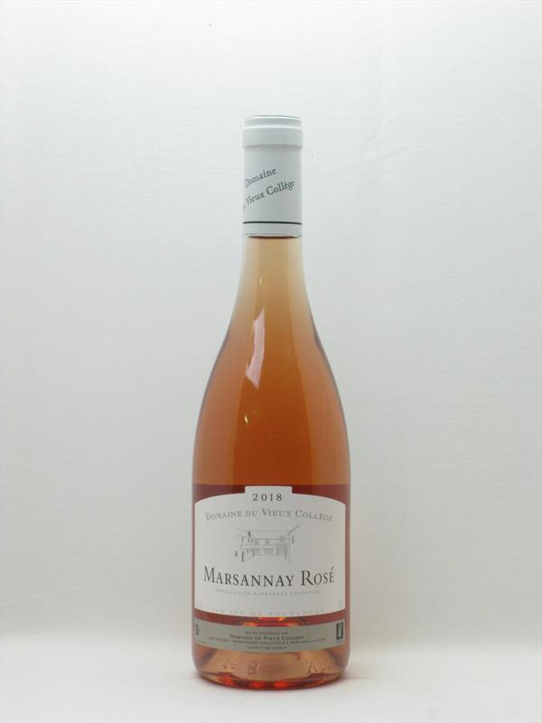 Vieux College Marsannay Rose 2020 Image 1