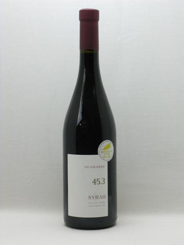 St Verny Syrah 45.3 Lost Vineyard 2019 Auvergne Image 1