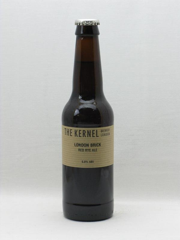 The Kernel London Brick Red Rye Ale 330ml Image 1
