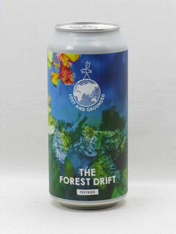Lost and Grounded Forest Drift Festbier Bristol 440ml Image 1