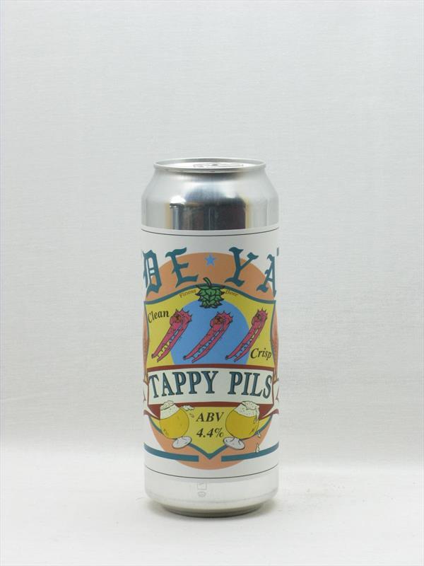 DEYA Tappy Pils 500ml Cheltenham Image 1