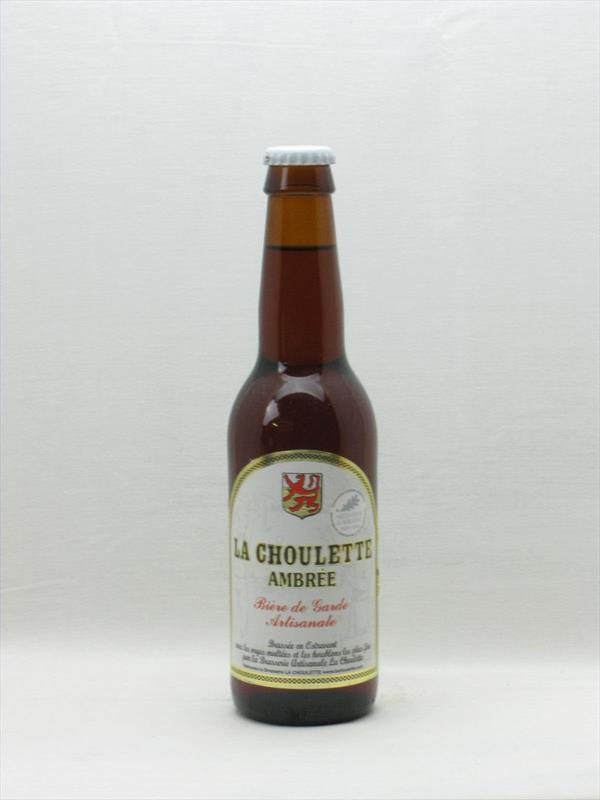 Brasserie La Choulette Ambree 330ml Image 1