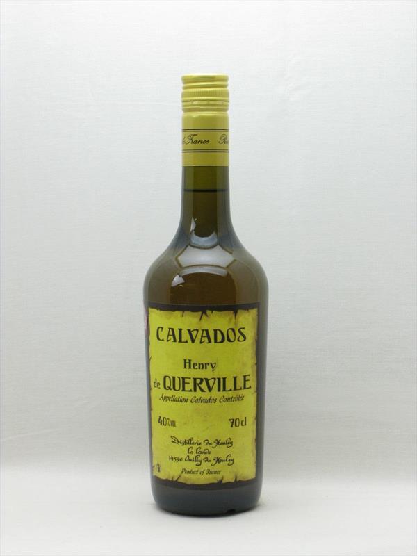 Henry de Querville Calvados Fine Normandy France Image 1