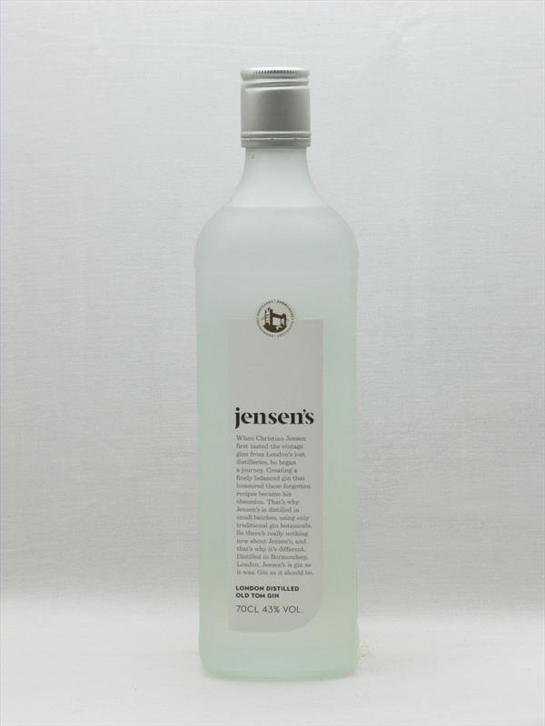 Jensen Bermondsey Old Tom Gin 43% UK Image 1