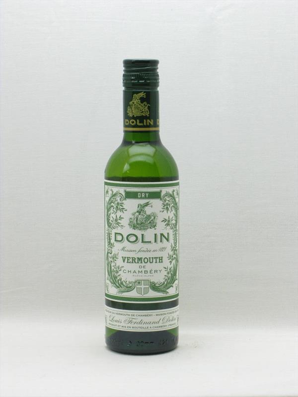 Dolin Vermouth de Chambery Dry Half Bottle 17.5% France Image 1