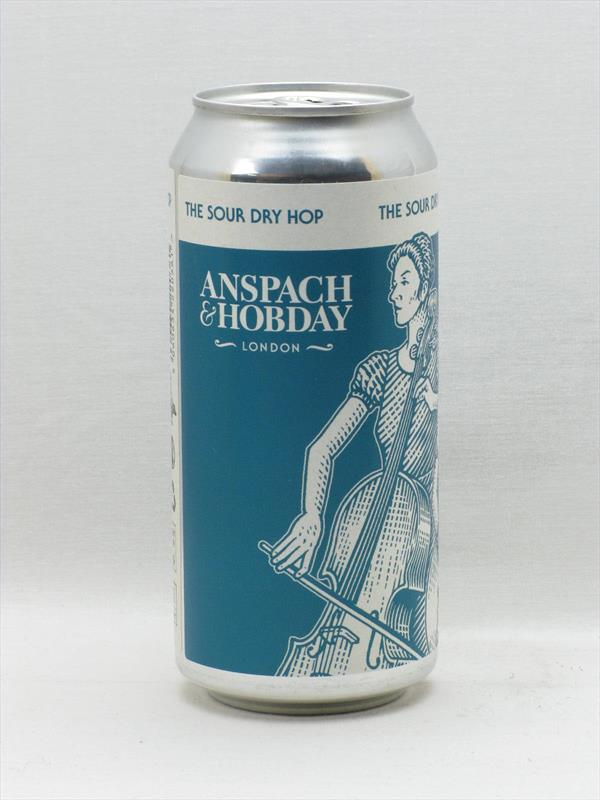 Anspach and Hobday The Sour Dry Hop 440ml Image 1