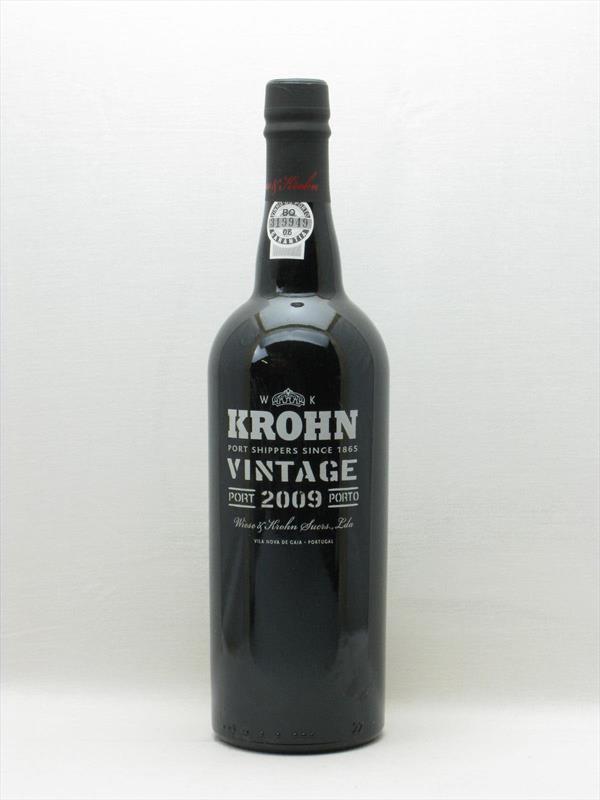 Krohn Vintage Port 2009 Douro Image 1