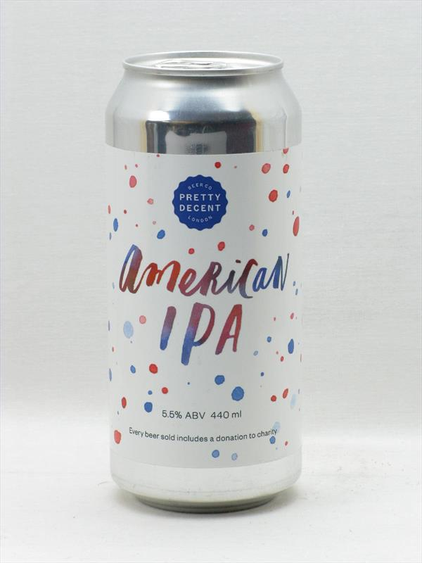 Pretty Decent American IPA Forest Gate Image 1