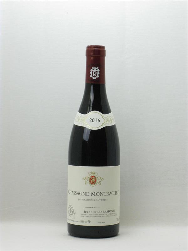 Ramonet Chassagne Montrachet Rouge 2016  Burgundy Image 1