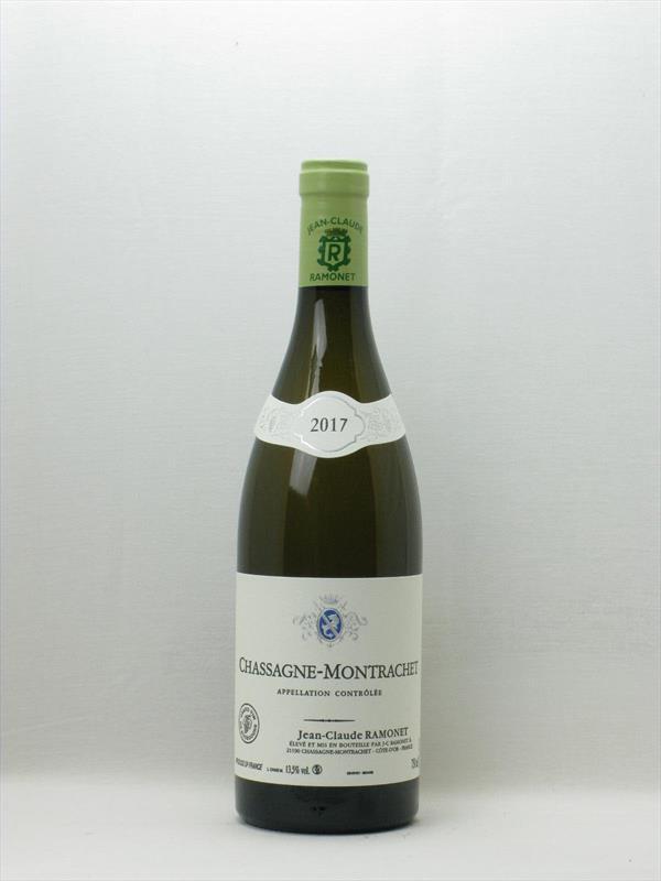 Ramonet Chassagne Montrachet 2017 Burgundy Image 1