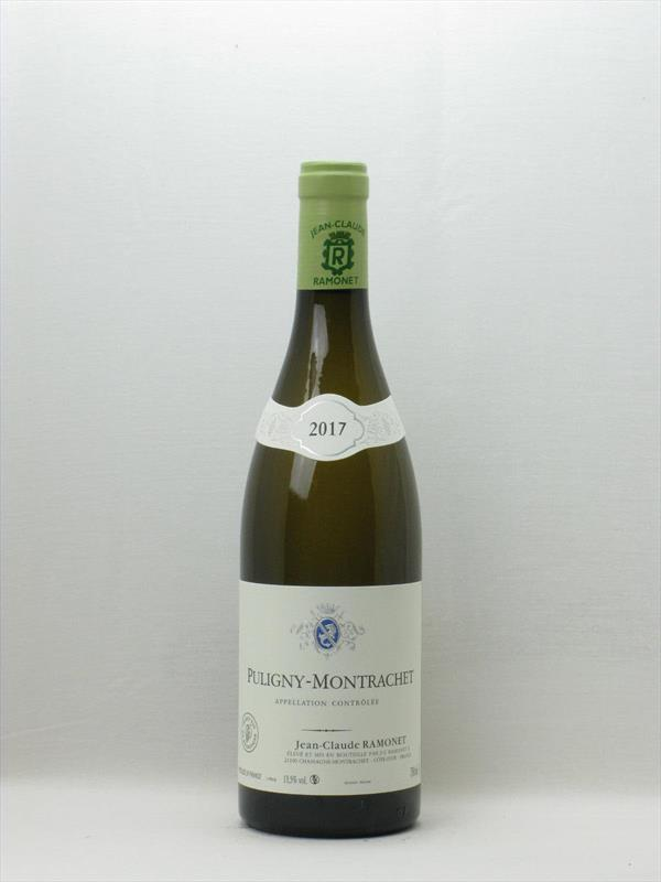 Ramonet Puligny Montrachet 2017 Burgundy Image 1