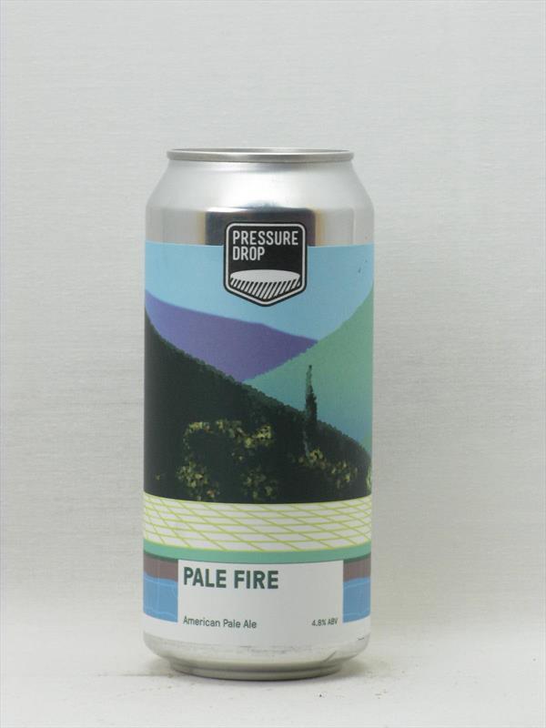Pressure Drop Pale Fire Pale Ale 440ml Image 1