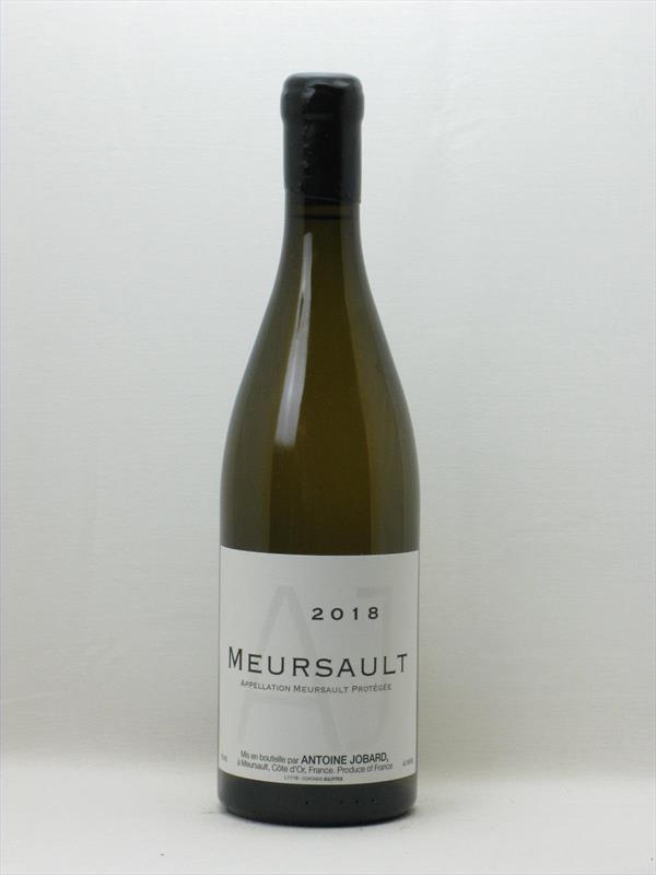 Antoine Jobard Meursault 2018 Burgundy Image 1