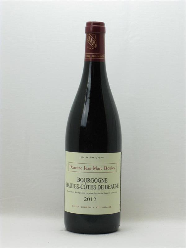 Jean Marc Bouley Bourgogne Hautes Cotes de Beaune 2012 Image 1