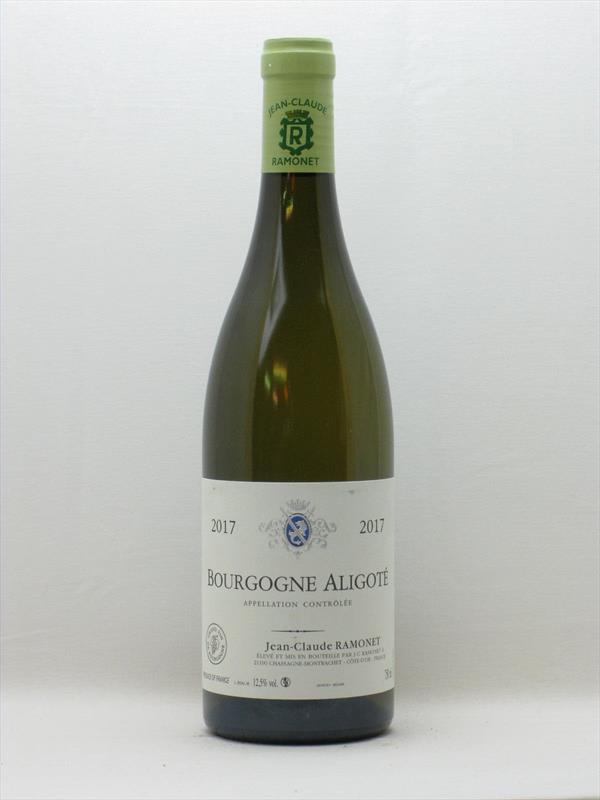 Ramonet Bourgogne Aligote 2017 Burgundy Image 1