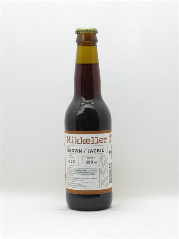 Mikkeller Jackie Brown American Brown Ale 330ml Denmark Image 1