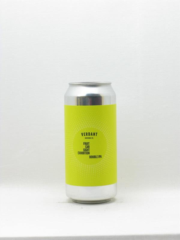 Verdant Fruit Car Sight Exhibition 8% DIPA 440ml Image 1