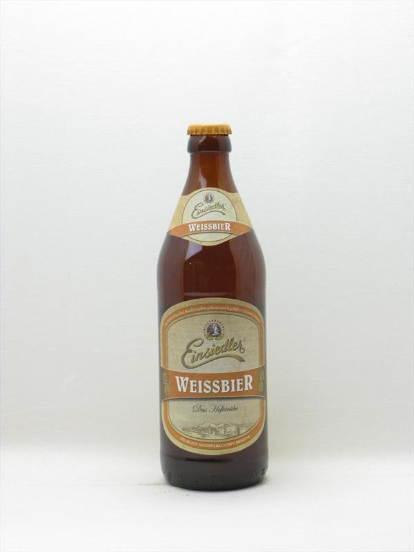 Einsiedler Weissbier Chemnitz 500ml Image 1