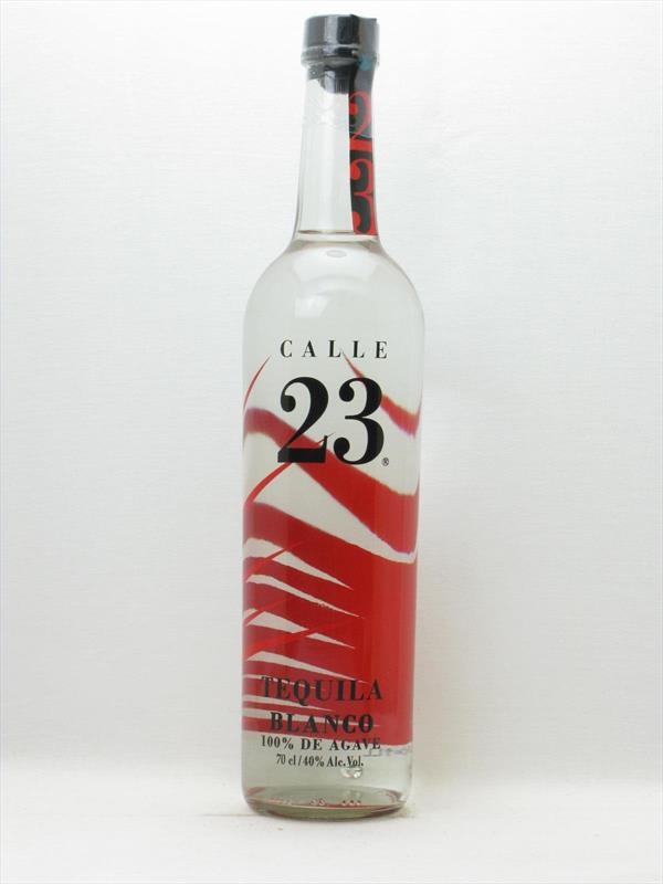 Calle 23 Tequila Blanco Mexico Image 1