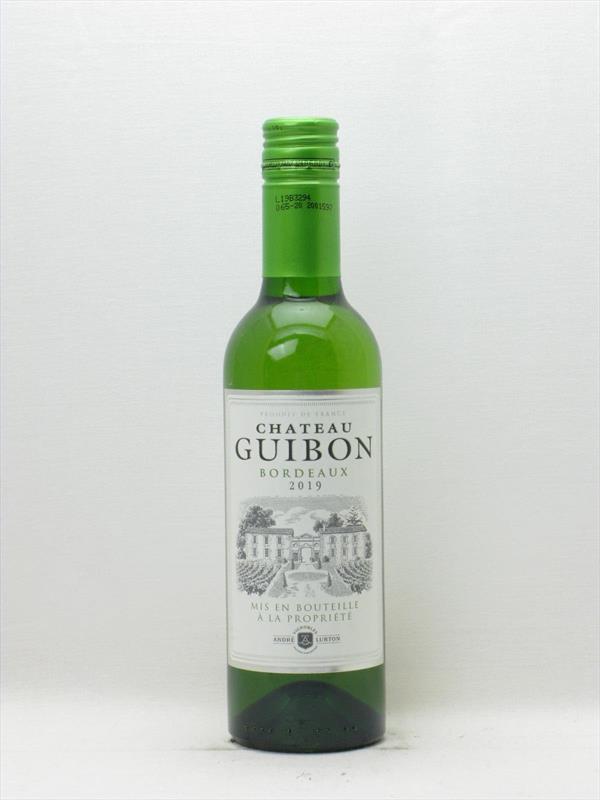 Chateau Guibon Blanc Half Bottle 2019 Image 1