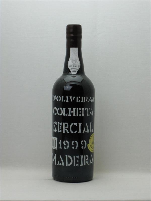 d Oliveiras Sercial 1999 Madeira Image 1